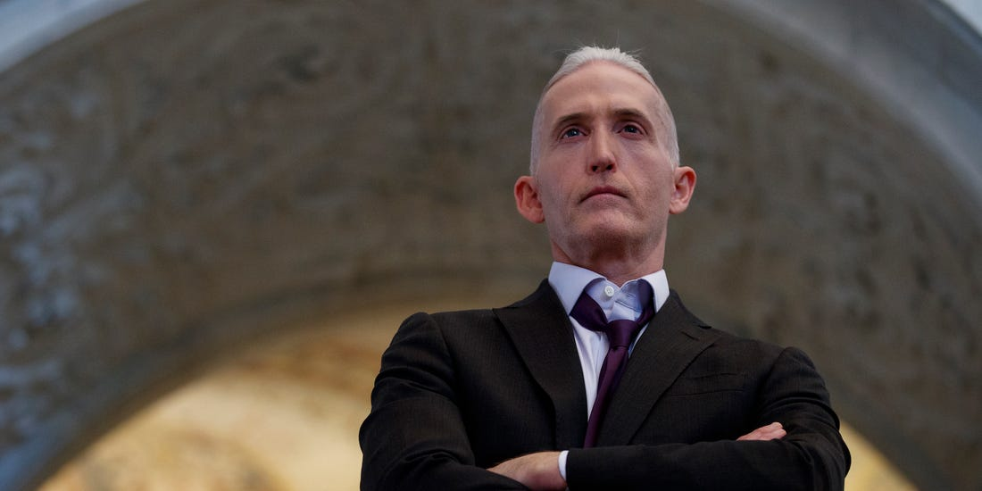 """Gowdy: """"How Can You Impeach Trump When He Wasn't Even ..."""