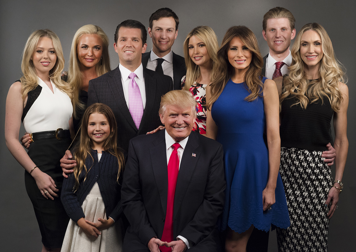 "Trump Tells His Kids He Expects To Be Called ""President Daddy"" The Rest of His Life"