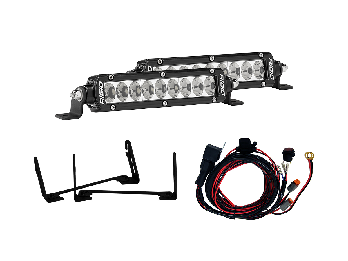 Rigid Industries 10 E Series Led Light Bar
