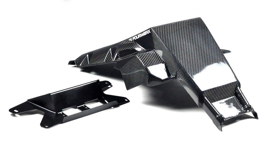 Fourwerx Can Am X3 Carbon Fiber Race Dash