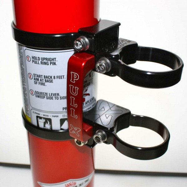 Axia Alloys Quick Release Fire Extinguisher Mount W 2 5lb