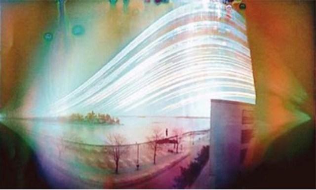 Solargraph By Tarja Trygg