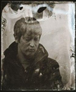 Ambrotype Emma Bjorndahl