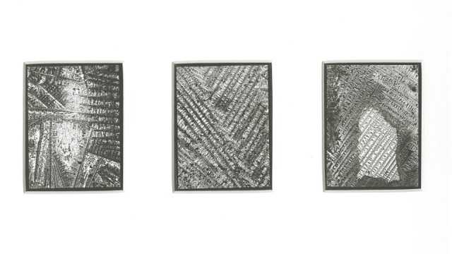 Palladium triplet by Roger Kockaerts
