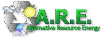 Alternative Resource Energy Logo