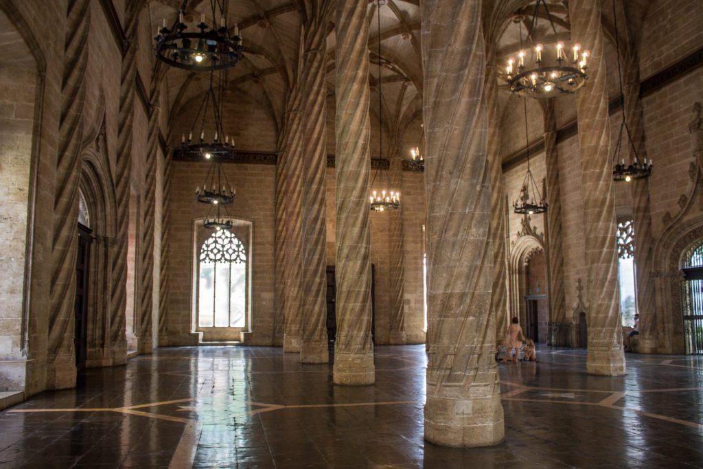 La Llotja de la Seda, Valencia
