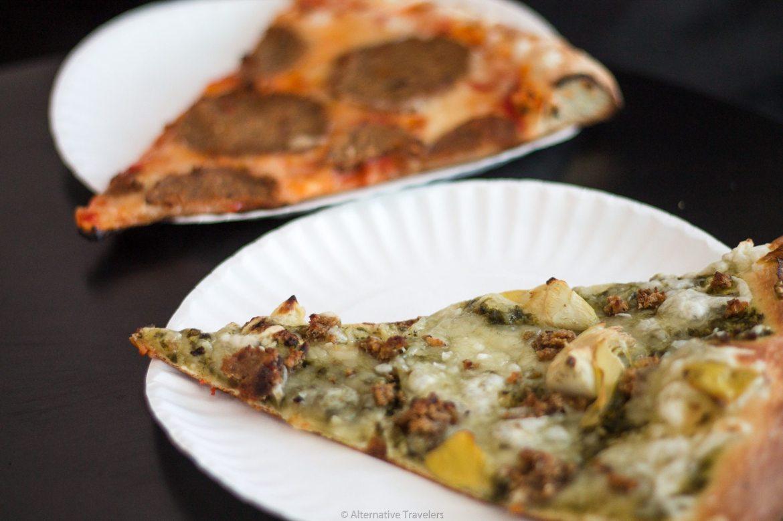 Screamers Pizza