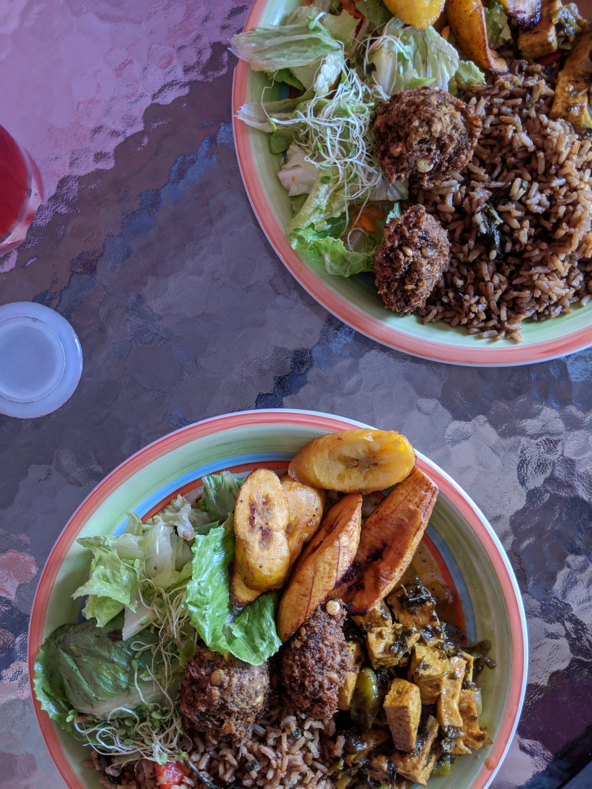 Ital in Paradise restaurant in Christiansted
