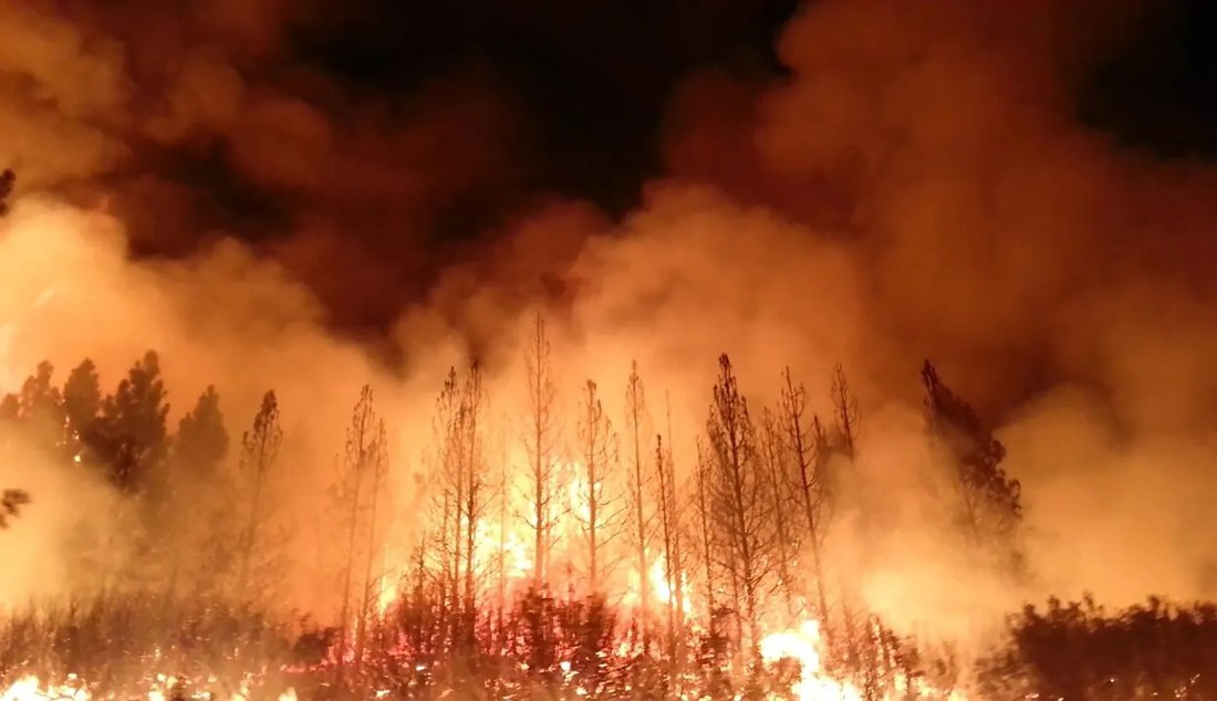 Clear sign of climate change: Western fires are burning higher in the mountains at unprecedented rates
