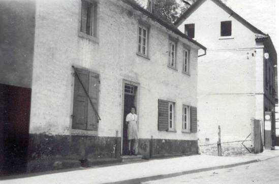Stammhaus Kappes vor 1939