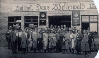Ausflug nach Kurtscheid (1930)