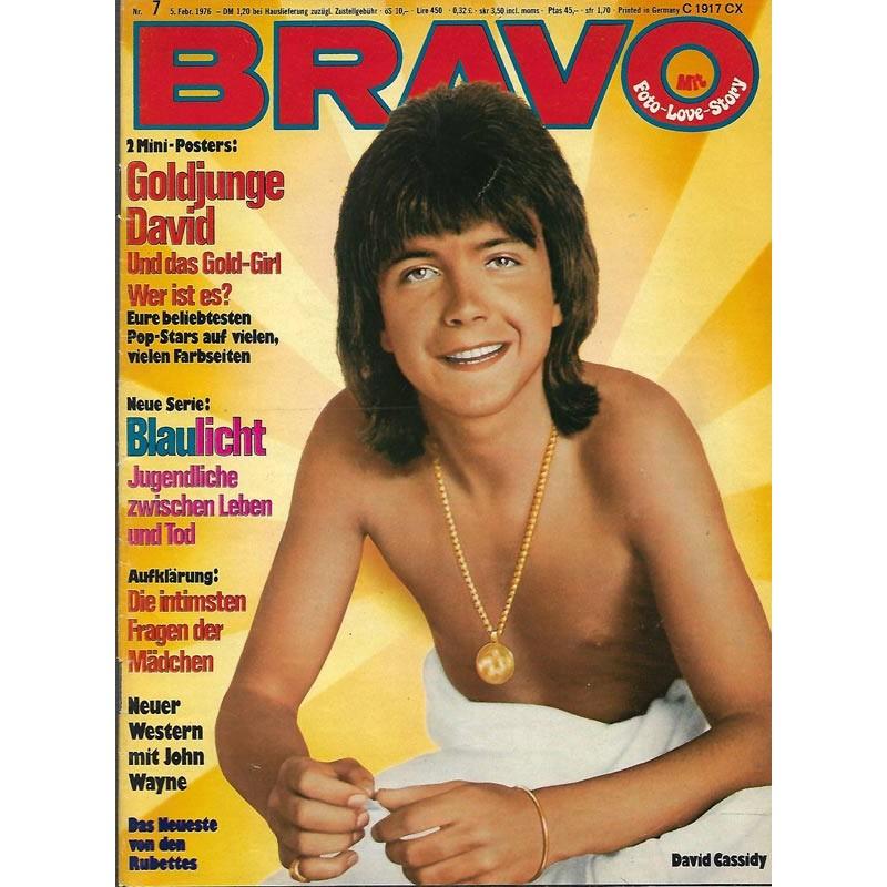 bravo nr 7 5 februar 1976 david cassidy