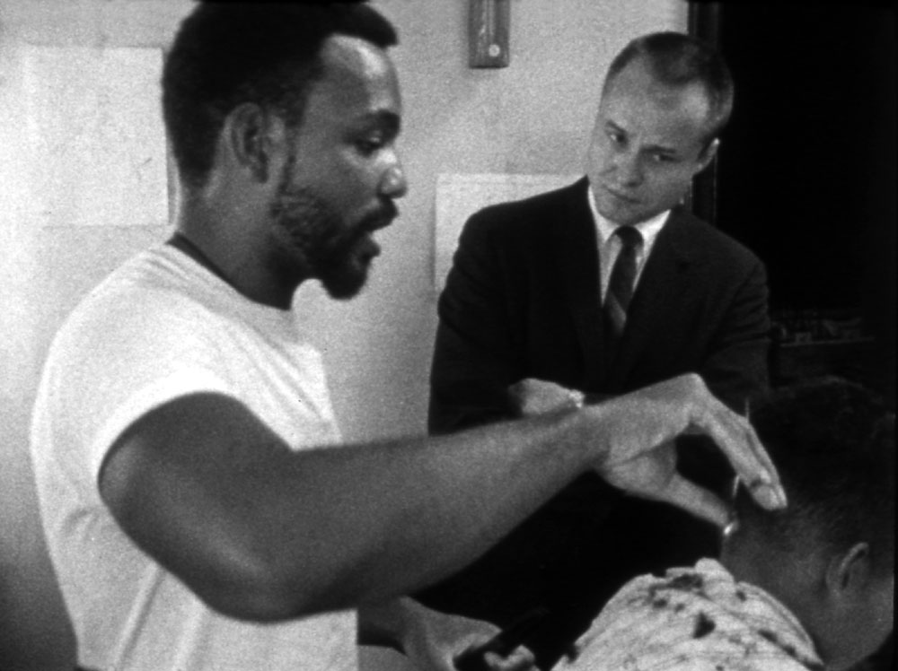 Ernie Chambers, Bill Youngdahl in A Time for Burning