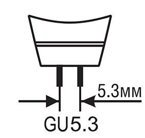 پین GU5.3