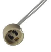 کارتریج برای لامپ با پایه GU10