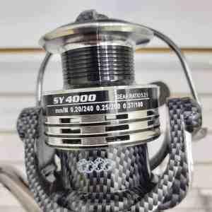 Rueda de pesca SY4000 en Altino