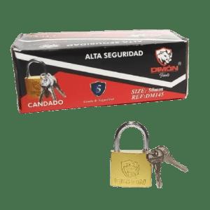 candado-dimón-tipo-latón-50mm-alta-seguridad-caja-x-6