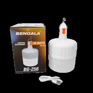 www.altino.com.co SKU BG256-lampara-bengala-recargable-36-watts-60-led