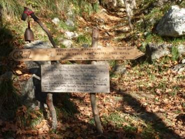 Altiplus, Club randonnée dans la 06, 29 octobre 2016 : le Gramondo; permaculture