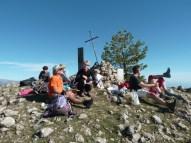 Altiplus, Club randonnée dans la 06, 29 octobre 2016 : le Gramondo; repas