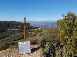 ALTI+ Club Randonne dans le 06 - Le Mont Bastide (rando écolo) 18/12/2016