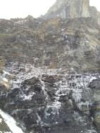 cascades des stalagtites