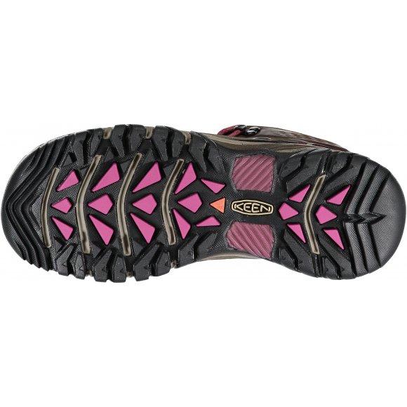 Dámské kotníkové boty Keen Targhee III Mid WP W jsou ideální na turistiku 949d92cb79