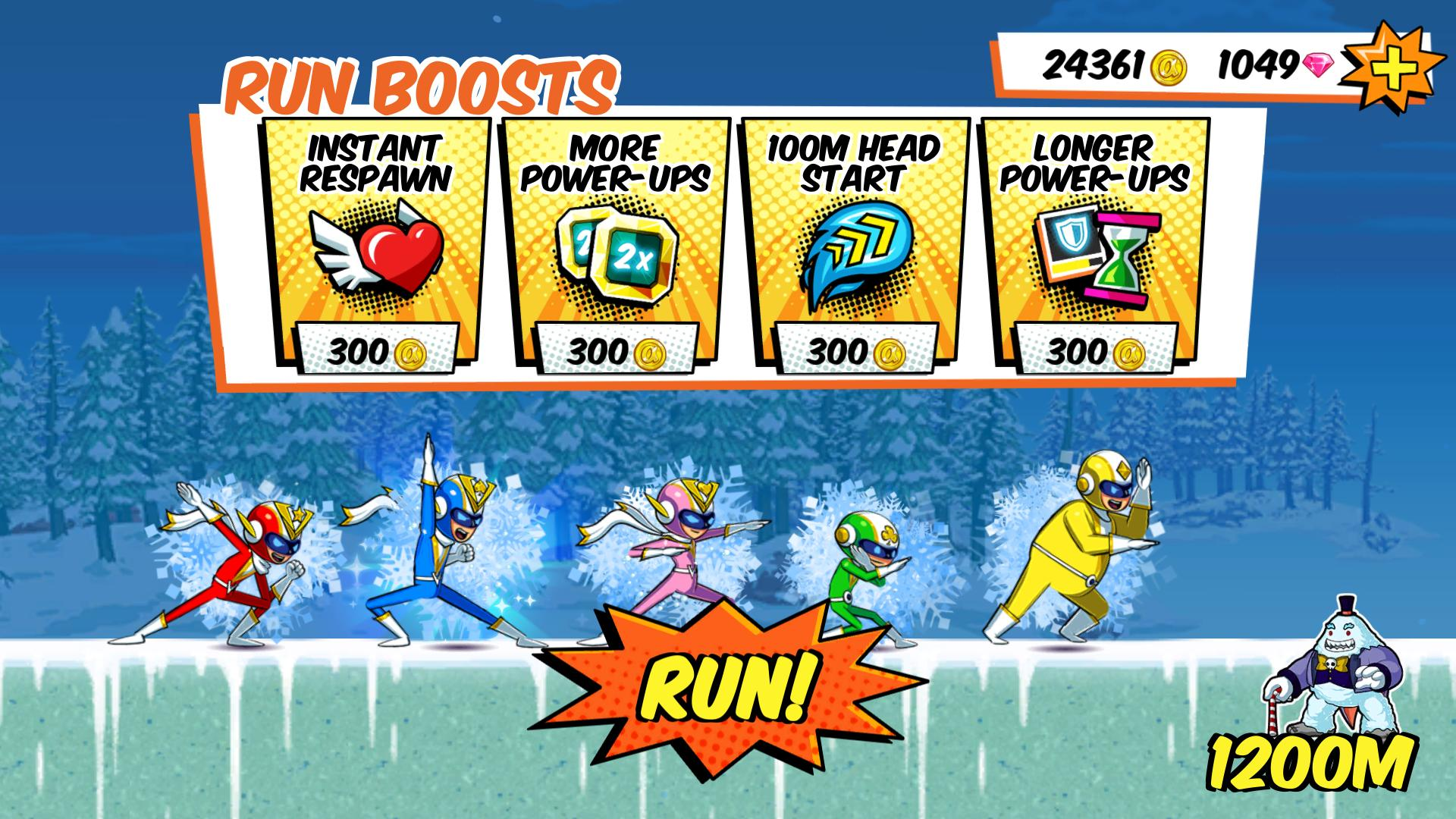 New update: The Super V team is now complete! - Altitude Games