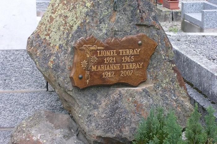 La mort de Lionel Terray, archives INA