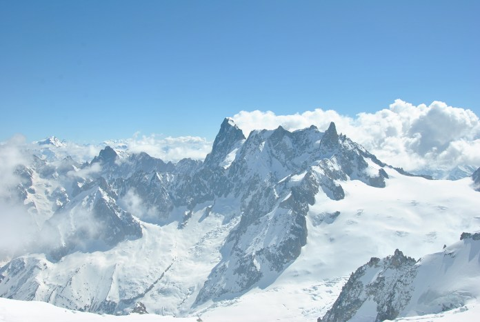 Top 5 des montagnes