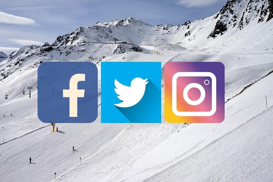 stations réseaux sociaux