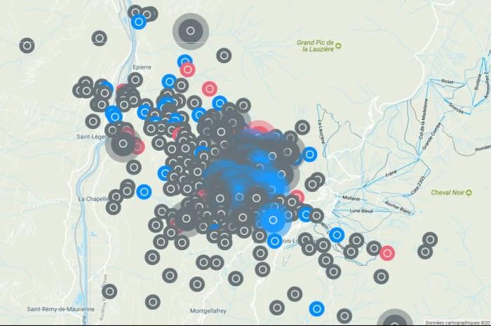Tremblements de terre en Maurienne : explications