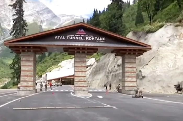 A 3.100 mètres d'altitude, fin de 10 ans de travaux pour un tunnel !