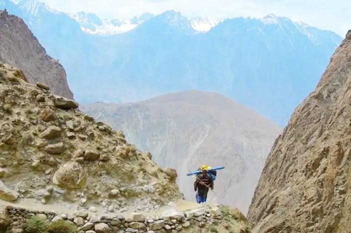 Des alpinistes français au secours des porteurs pakistanais touchés par la crise