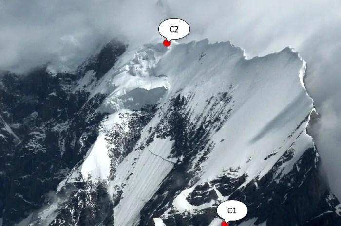 Après une descente dans les avalanches, ils abandonnent leur expédition !