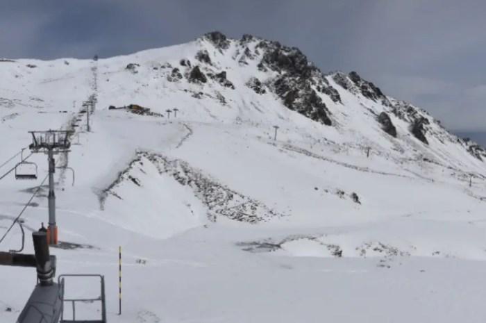 Grosses chutes de neige sur tous les massifs : déjà le début de l'hiver ?