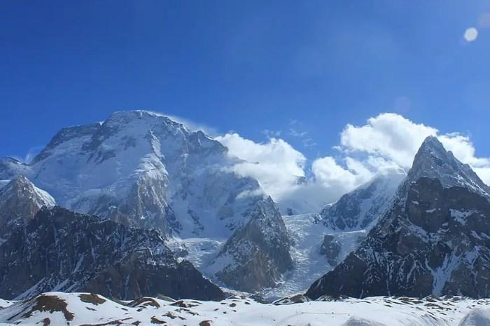 Une expédition hivernale se prépare au Broadpeak, 8.051 mètres.