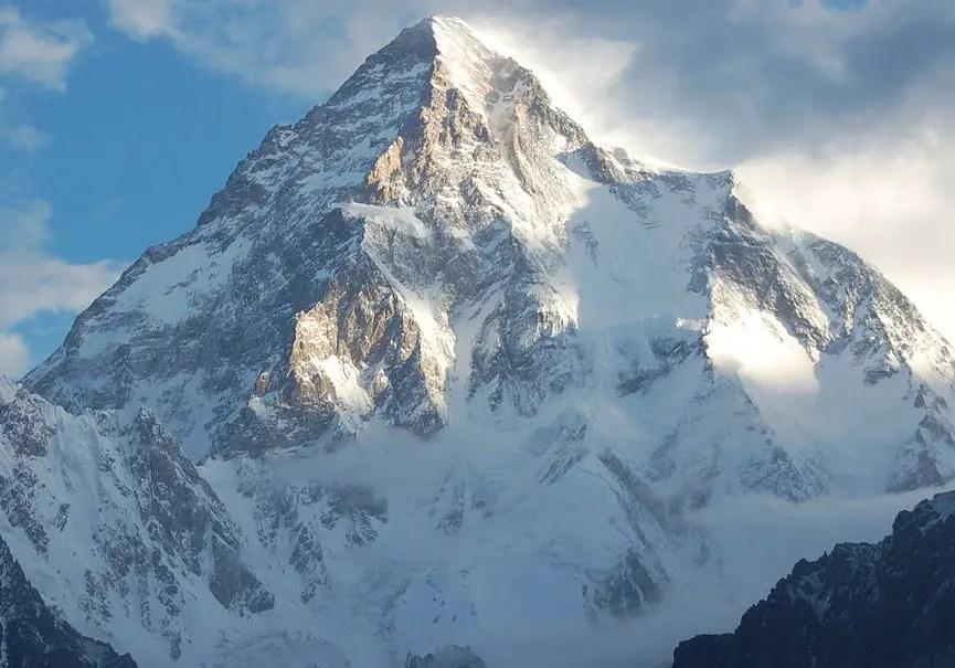 montagne k2 8611m