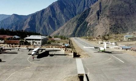 Aéroport de Lukla Everest