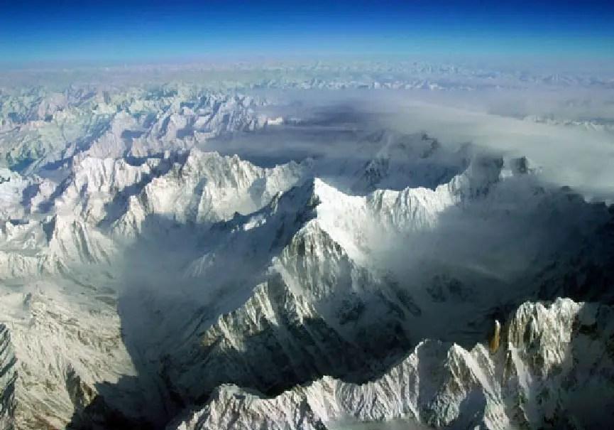 montagnes du pakistan