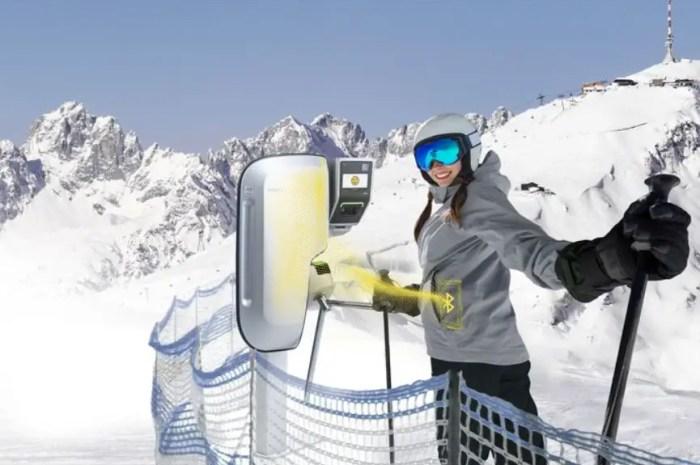 Le leader des forfaits de ski lance deux supports innovants