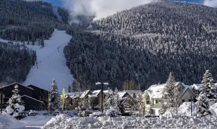 Telluride une station de ski du Colorado