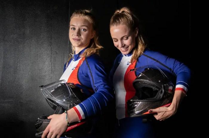 Margot et Carla, deux Françaises et leur bobsleigh aux J.O. de Pékin ?