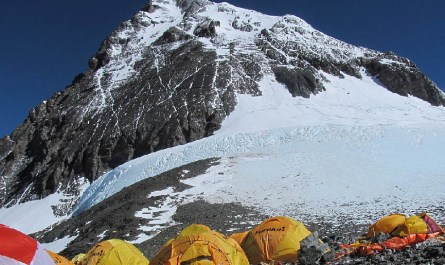 Col Sud Everest