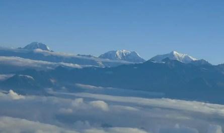 Mont Saipal au Népal