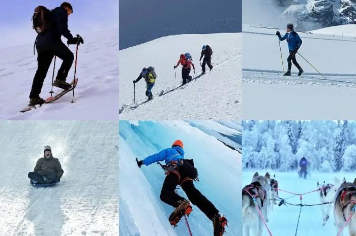 Dès le 15 décembre : une montagne sans ski alpin mais avec bien d'autres activités possibles