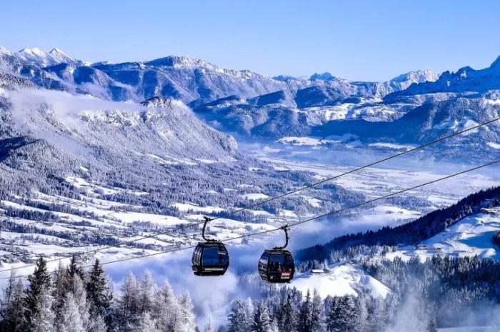 L'Autriche refuse de fermer ses stations de ski, malgré l'appel à l'unité européenne