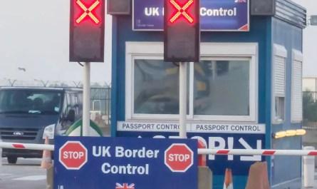 frontière brexit