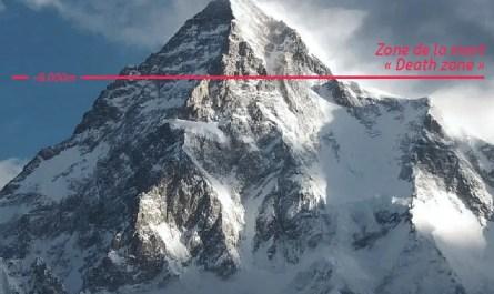 K2 death zone