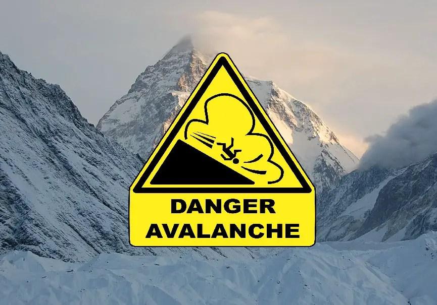 avalanche k2